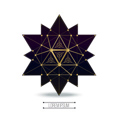 Sacred geometry forms