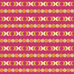 Ethnic boho seamless pattern. Print. Repeating background. Print. Cloth design, wallpaper.