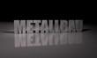 Metallbau - Typo - Niete 3D
