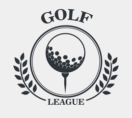 golf league design