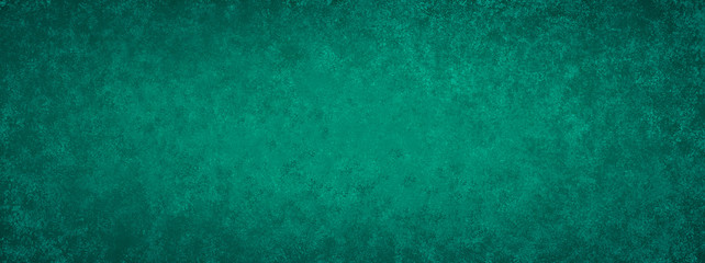 blue green background texture, teal background with vignette borders, elegant large banner with detailed distressed texture design