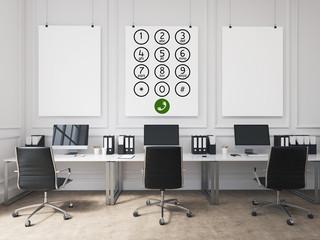 Office, call center