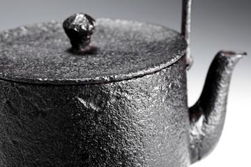 Japanese-style Iron teapot