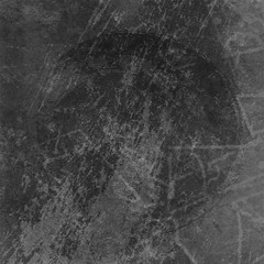 Abstract black grunge scratch old wall background, texture