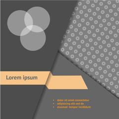 Brochure, booklet scheme