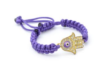 hamsa amulet isolated