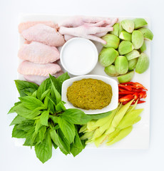 Green Curry With Chicken Recipes
