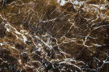 Brown and Black marble texture ,detailed structure of marble (high resolution), abstract texture background of marble in natural patterned for design.