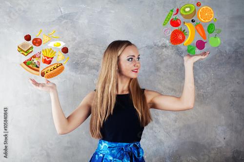 Healthy Diet for Teenage Girls