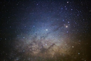 A wide angle view of the Antares Region of the Milky Way.