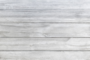 white painted planks texture. Horizontal frame.
