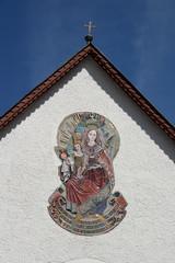 Kirche in Obergurgl
