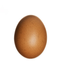 red hen egg