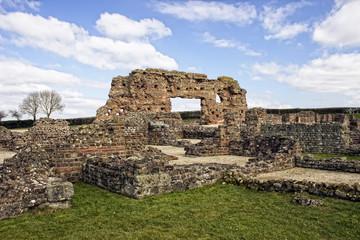 Capital in Roman Britain Wroxeter Roman City