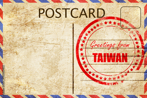 Greetings from taiwan stock photo and royalty free images on greetings from taiwan m4hsunfo