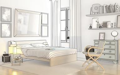 Im Schlafzimmer (Projekt)