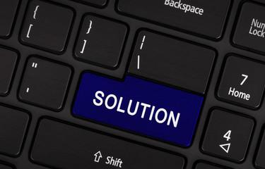 Laptop button - Solution