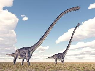 Dinosaur Omeisaurus