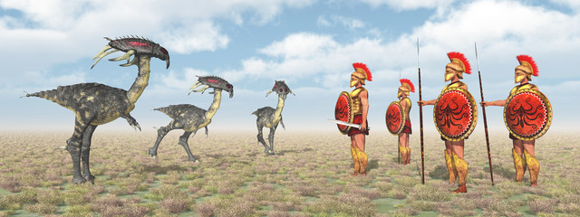 Die Argonauten bei den Harpyien