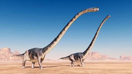 Dinosaurier Omeisaurus