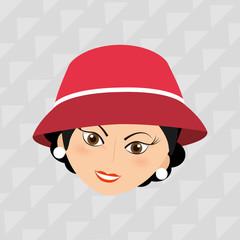 female avatar design