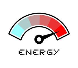 high energy symbol