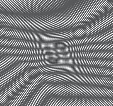 moire effect background design, abstract background, pattern bla