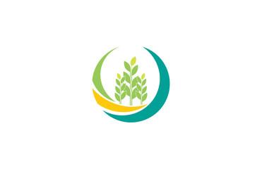 swirl plant food logo