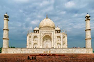 Wall Mural - Taj Mahal, Agra, India