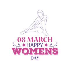 Happy women's day