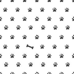 Track seamless pattern