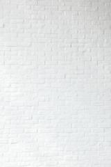 白いレンガの背景 White brick background