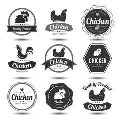 chicken label 4