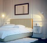Schlafzimmer Vintage Style schlafzimmer in altbau apartment luxury vintage bedroom in
