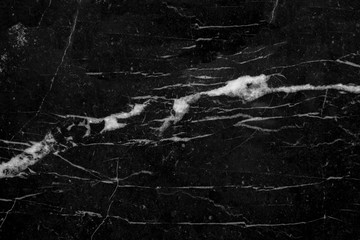 Background of marble in black and white
