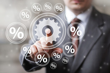 Button engineering business communication percent web