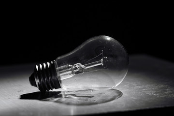 incandescent bulb concept electricity