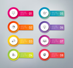 Infographics - Options
