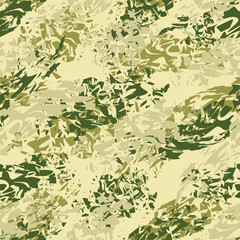 Military texture. Army seamless pattern. Ornament for soldiers c