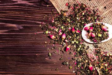 floral jasmine tea
