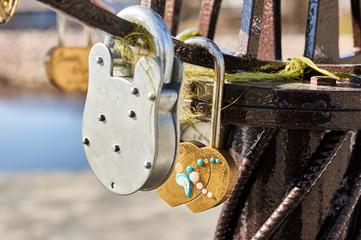 wedding locks of love
