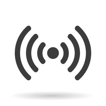 WIFI Icon, WIFI Icon Vector , WIFI Icon Picture, WIFI Icon Drawing, WIFI Icon Image, WIFI Icon Graphic, WIFI Icon Art, WIFI Icon JPG, WIFI Icon JPEG, WIFI Icon EPS, WIFI Icon AI. - stock vector