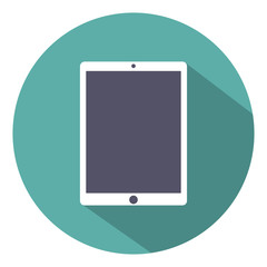 Tablet computer with blank screen. Tablet Icon Vector,flat style. Tablet Icon Picture. Tablet Icon Drawing. Tablet Icon Image. Tablet Icon JPG. Tablet Icon JPEG. Tablet Icon EPS