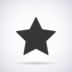 Clasic star Icon Vector. Clasic star Icon JPEG. Clasic star Icon Picture. Clasic star Icon Image. Clasic star Icon EPS. Clasic star Icon AI. Clasic star Icon Drawing - stock vector EPS10