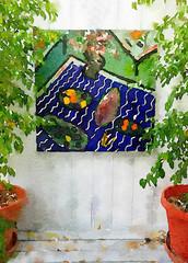 Art in the Backyard