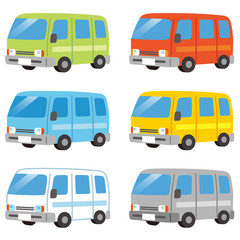 送迎バス マイクロバス セット