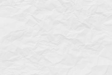 Light Gray Wrinkled Paper Texture Background Wallpaper