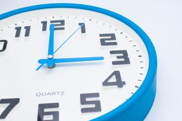 clocks isolated on white
