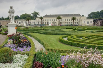 chateau d'Herrenhausen, Hanovre