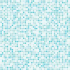 Multicoloured circle tiles. Mosaic. Eps 10.